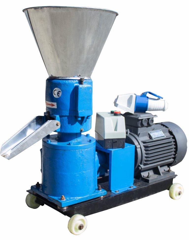granulator furaje si cereale KL 150 cu motor