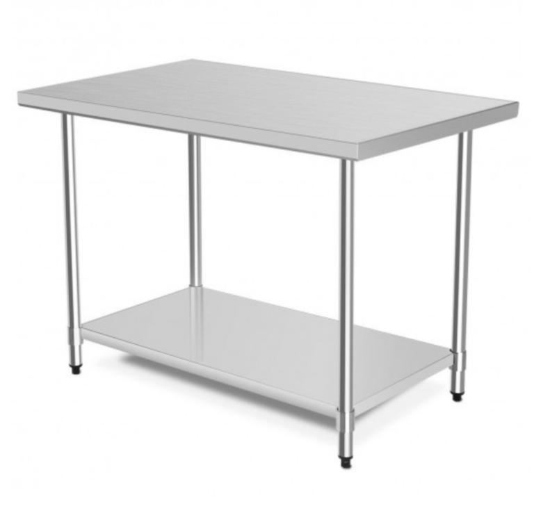 masă din inox 800*600*850 AISI 304