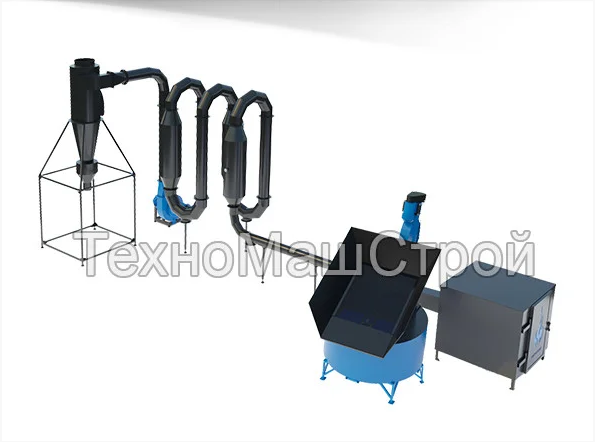uscator aerodinamic CA-600
