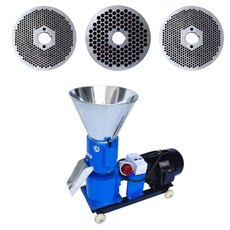 Granulator KL-150 cu 3 matrite