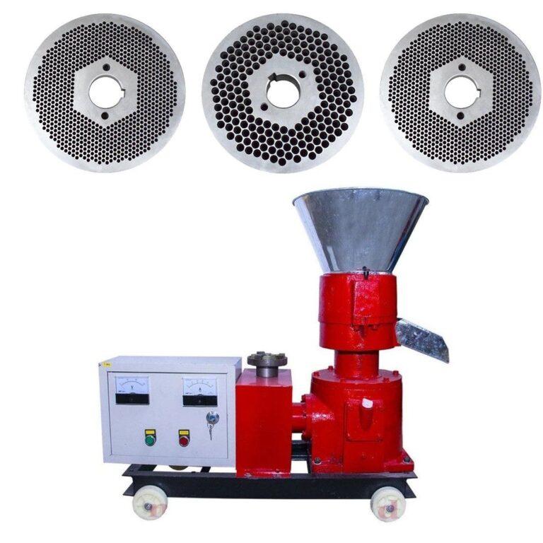 granulator furaje KL-200 cu 3 matritegranulator furaje KL-200 cu 3 matrite