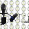 Tocator baloți universal DR-1000