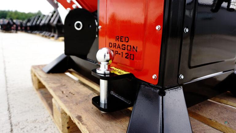 Tocator de crengi REMET RP-120 PTO