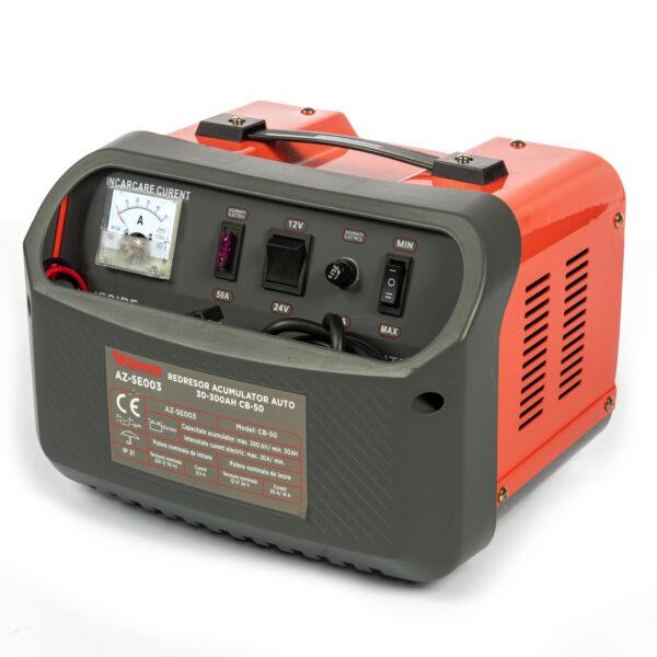 Redresor acumulator auto ALMAZ 30-300Ah CB-50
