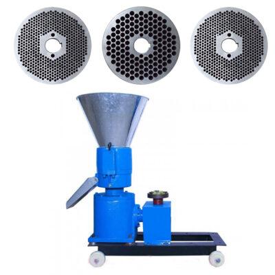 granulator KL-150 cu 3 matrite fm