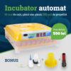 Incubator automat UNITEH 63/252
