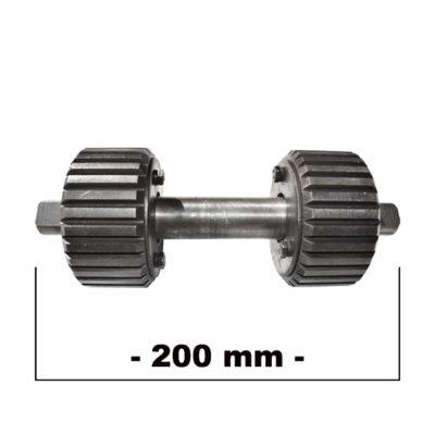Role presoare 200 mm