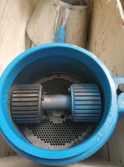 granulator furaje KL 250 cu motor inclus