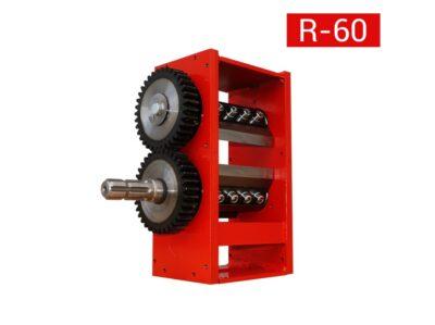 Sistem de taiere R60 - granulator.ro- UNITEH PRO SRL