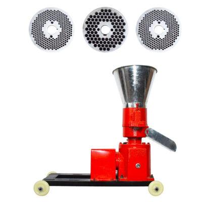 Granulator furaje KL-125 cu 3 matrite